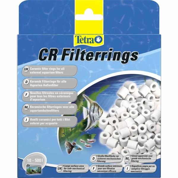 Наполнитель для фильтра - керамические кольца Tetra Filterrings 800 мл.