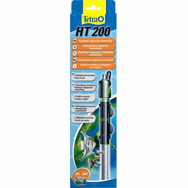 Обогреватель для аквариума Tetra HT 200 w (на 225-300 л.)