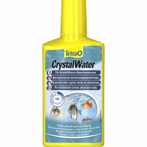 Средство для очистки воды в аквариуме Tetra Crystal Water 100 мл.; 250 мл.