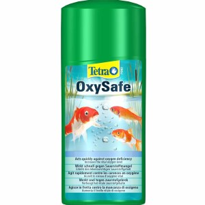 Средство для повышения кислорода Tetra Pond OxySafe 500 мл.