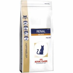 Лечебный сухой корм для кошек при почечной недостаточности Royal Canin RENAL SELECT FELINE