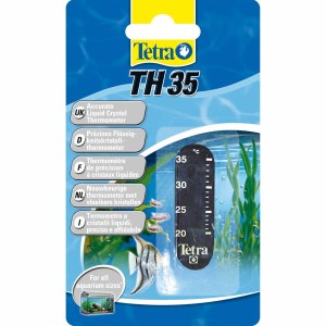 Термометр для аквариума Tetra Tetratec TH 35 самоклеющийся