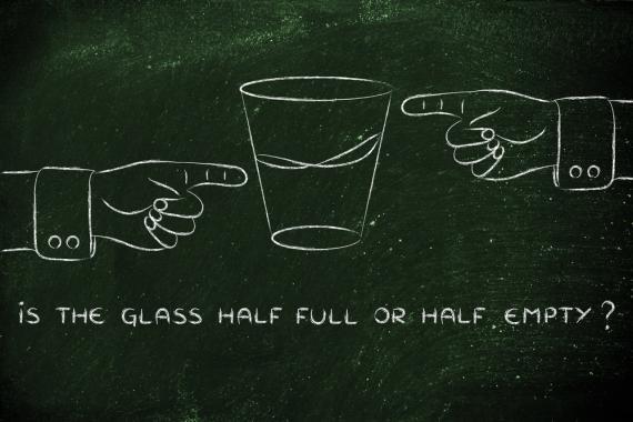 Optimism & Pessimism; 2 Different Things
