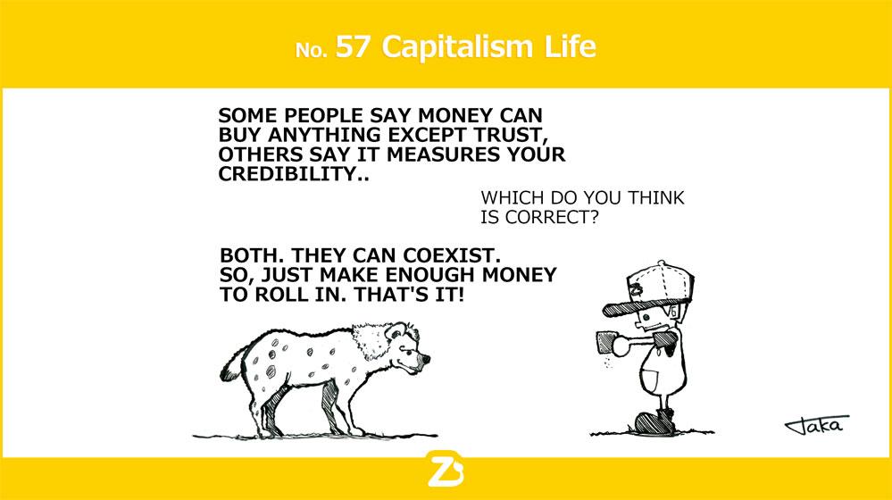 Capitalism life