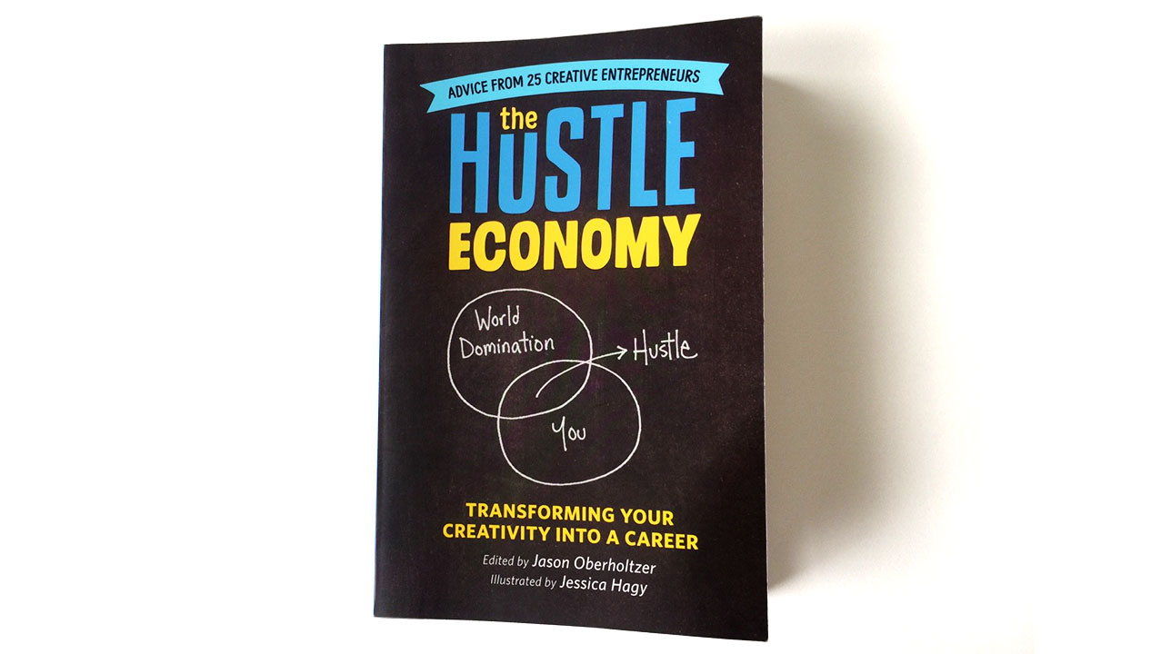 【 Book Review】The Hustle Economy