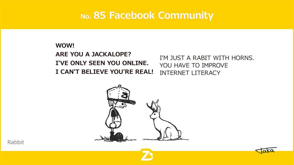 No. 85 Facebook Community / フェイスブックコミュニティ