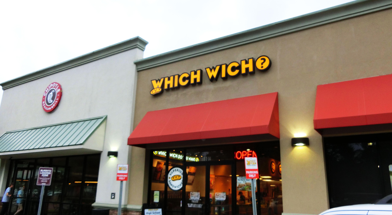 vol.1【米国ファーストフード】Which Wich?