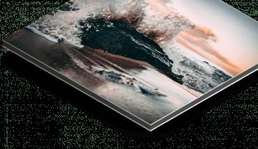 photos on aluminium dibond acrylic