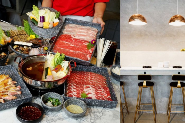 竹北火鍋推薦 月團圓火鍋,一個人也能吃鴛鴦鍋!來去精緻舒適最美火鍋店,品嚐當日熬煮創意湯頭。