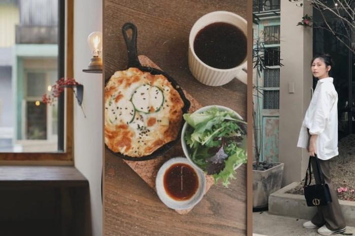 新竹咖啡廳 微生 Float Dept. 細節,是不刻意尋找,也能被感動到的溫暖。