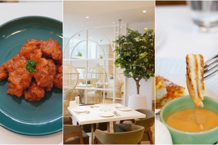 新竹美食 Lady Nara 給你全新泰式料理新體驗:時而清爽,時而馥郁,別出心裁的新風味。