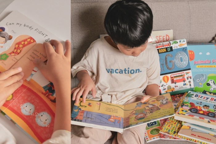 幼兒原文童書、繪本推薦:0-6歲適合的教育、互動繪本。