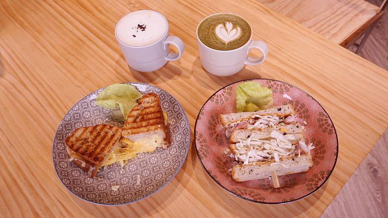 [新竹竹北美食]KES 自在食 Keep eat simple∥自製麵包X低溫烹調 美味健康自然系早午餐 - 儒儒的日常札記