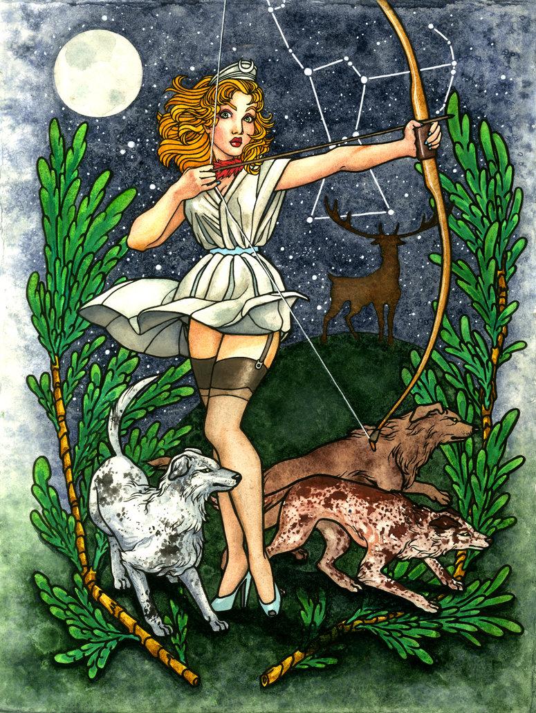 Artemis (Deviant Art)