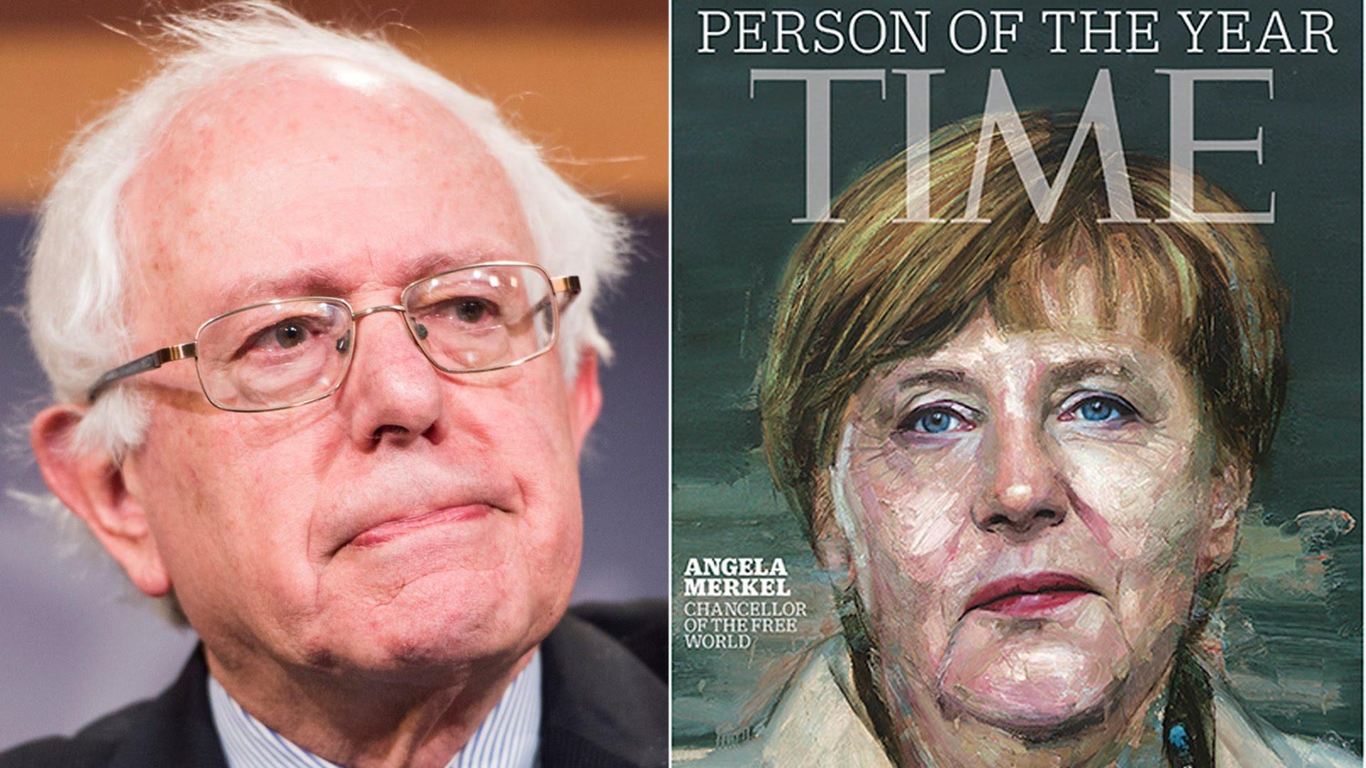 Bernie i Angela