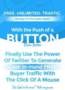 Free Unlimited Traffic from Twitter