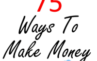 75_ways_to_make_money