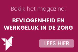 Zorgcommunity Magazine