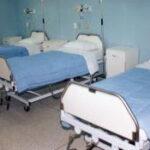 ziekenhuisbedden