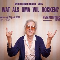 werkconferentie Oma wil rocken