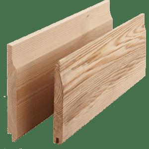 geschaafd hout