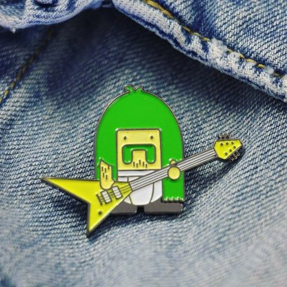 The Professor - Soft Enamel Pin