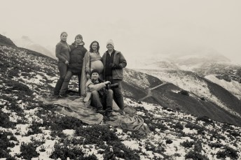 Destination Maternity: Alaskan, Russian, Tough, Pregnant. By Zorz Studios. (43)