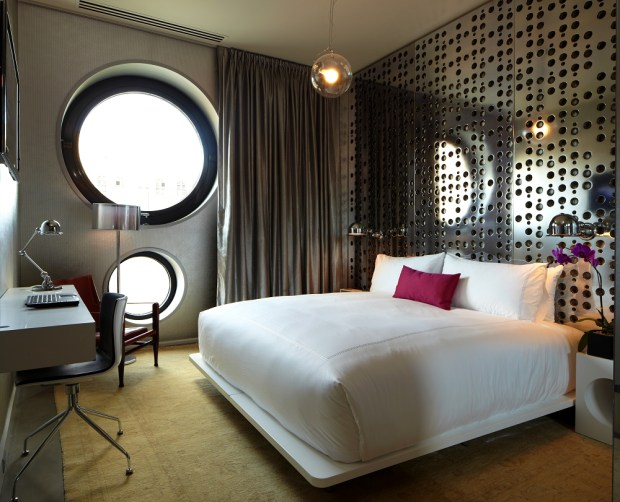Dream Hotel Interior