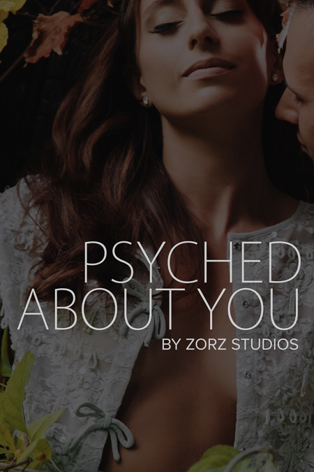 Psyched About You: Dana + John = Unique Engagement Session by Zorz Studios Cover