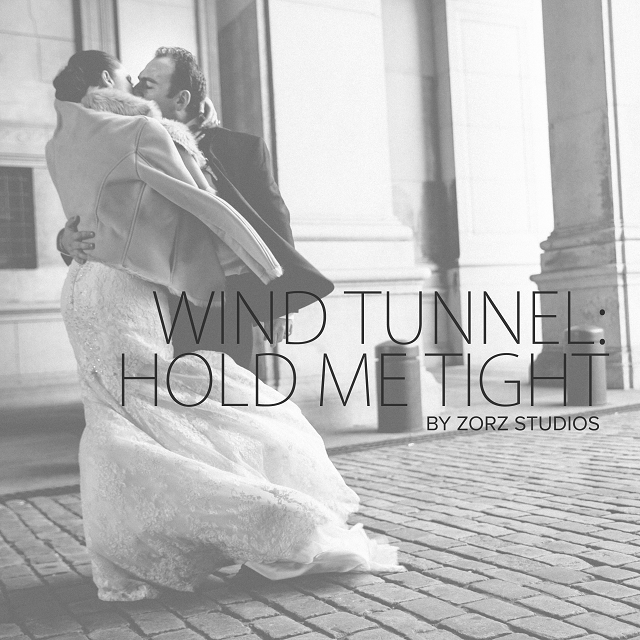Wind Tunnel: Vlada + Alex = Cold NYC Wedding (1)