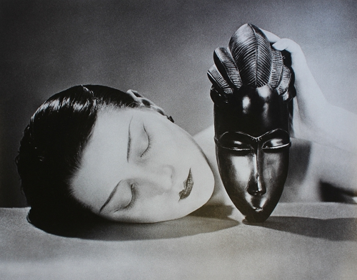 """""""Noire et Blanche"""" by Man Ray"""