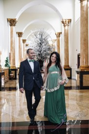 A Bump in Fashion: Maternity Session by NYC's Zorz Studios (7)