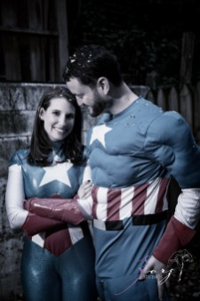 Captains of America: Sandy + Jared = Epic Engagement Session by Zorz Studios (8)