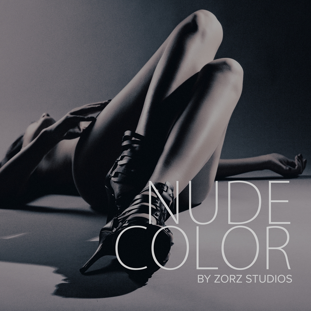 Nude Color: Fine Art Nude by Zorz Studios (1)