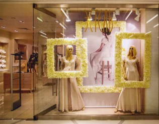 Appearing in the Window Displays of Estelle Adoni Lingerie by Zorz Studios (8)
