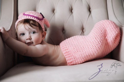 Puppy Jump: Cute Baby Photography by Zorz Studios (6)
