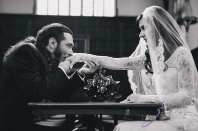 Annie + Chris = Steampunk Wedding by Zorz Studios (52)