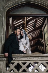 Annie + Chris = Steampunk Wedding by Zorz Studios (51)