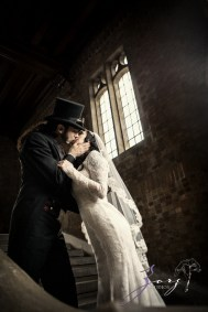 Annie + Chris = Steampunk Wedding by Zorz Studios (49)