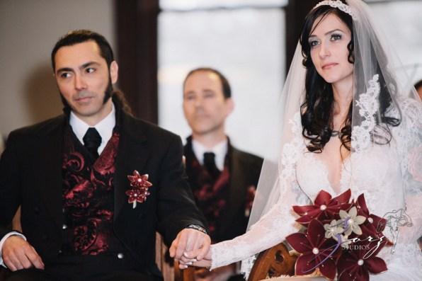 Annie + Chris = Steampunk Wedding by Zorz Studios (37)