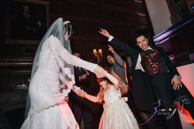 Annie + Chris = Steampunk Wedding by Zorz Studios (15)