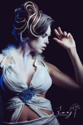 Snow Angel: Art Portraiture by Zorz Studios (14)