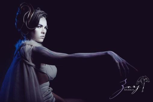 Snow Angel: Art Portraiture by Zorz Studios (12)