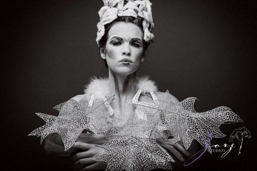 Snow Angel: Art Portraiture by Zorz Studios (10)