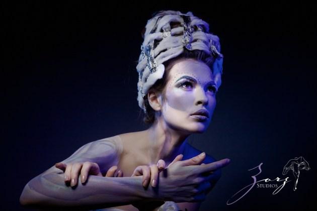 Snow Angel: Art Portraiture by Zorz Studios (6)