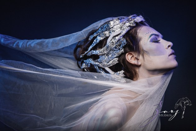 Snow Angel: Art Portraiture by Zorz Studios (3)