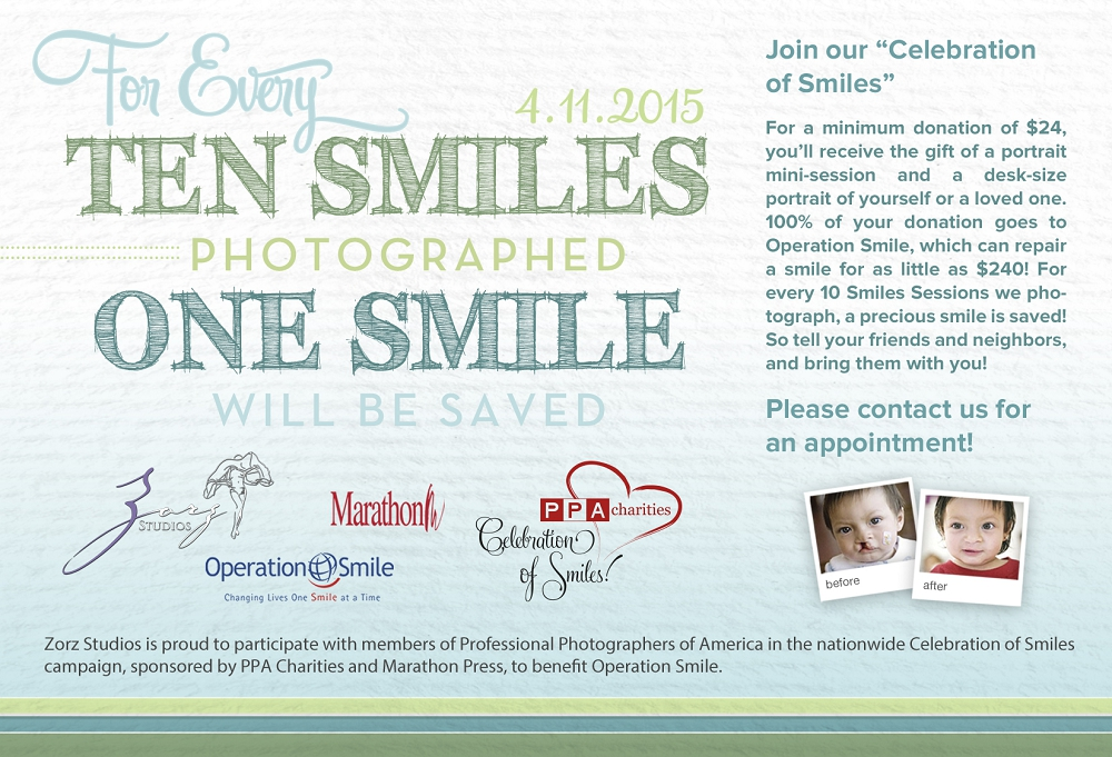 Operation Smile: Bringing Smiles Back to Children with Facial Deformities
