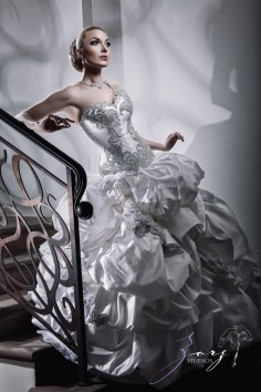 Bridal Couture: U-Mode Salon and Bridal Styles Boutique Commercial Shoot by Zorz Studios (29)