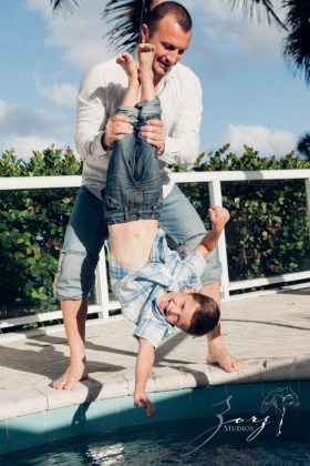 Blue Birdies: Model-Like Family Portraits in Miami, FL by Zorz Studios (35)