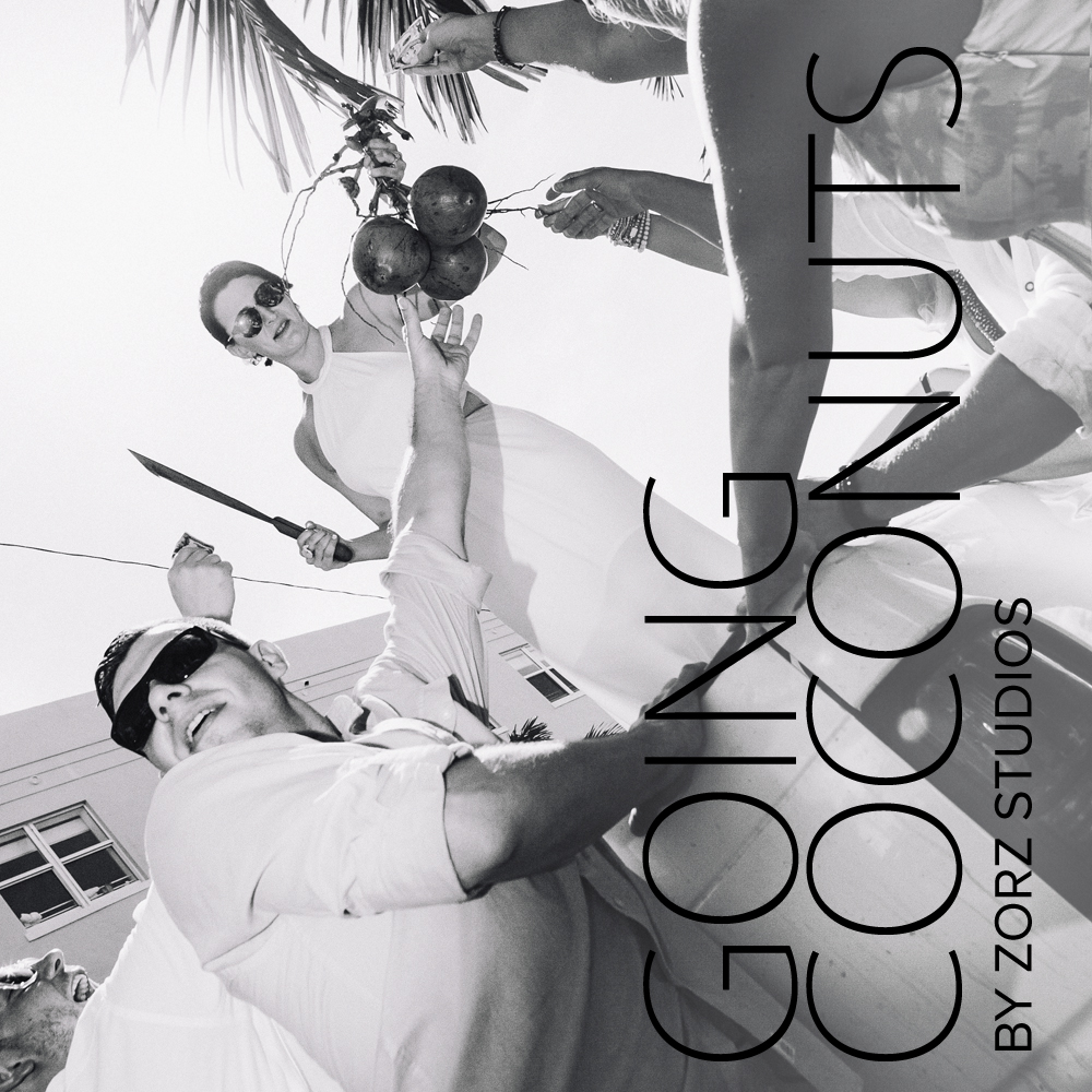 Going Coconuts: Olga + Paul = Destination Wedding and Surprise 2nd Celebration by Zorz Studios (38)